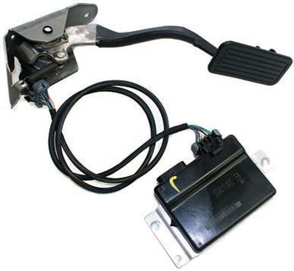 The 2003–2007 truck TAC modules are interchangeable. This TAC module uses the same wire harness connectors as 1999–2002 GM trucks, with an aluminum back plate and smooth plastic cover, but the housing looks very different.