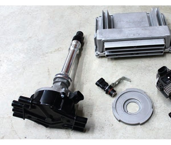 Vortec ignition module and coil.