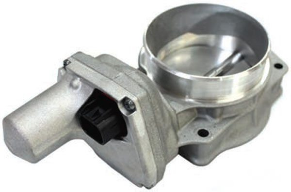 While the LS2 throttle body is considered Gen IV equipment, it is electronically compatible (and often used as an upgrade) with the LS1/ LS6 Corvette and 2004–2005 LS6 Cadillac CTS-V. All Gen IV GM throttle bodies have integrated TPSs. In the event that a TPS goes bad, the entire throttle body assembly needs to be replaced.