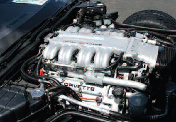"The 32-valve, 5.7L LT5 engine that powered the Corvette ZR-1 from 1990 to 1995 was also sometimes identified by the term ""Gen II""—but with features like overhead cams, it had virtually nothing in common with the other engines known as Gen IIs—or, for that matter, any other generation of small-block."