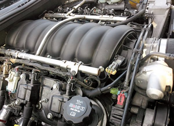 Despite its larger plenum, throttle body, and revised runners, the LS2 intake manifold is no match for the LS6. GM's new molding process, and use of nylon 6 instead of nylon 66, came with some inherent issues that make the LS2 intake particularly problematic with modified engines.