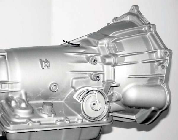 Vehicles with automatic transmissions are particularly prone to the effects of the added torque delivered by a supercharged or turbocharged engine combination. The transmission's torque rating can be quickly exceeded with even a low-boost bolt-on kit. Transmission upgrades should be seriously considered, especially if the vehicle is intended to see more than occasional trips to the drag strip. GM Performance Parts offers a number of brand-new, performance-enhanced transmissions that carry the Supermatic label, including versions of the 4L60 and 4L80. Other options include having the stock transmission professionally upgraded by one of a number of specialty transmission companies, such as RPM Transmissions.
