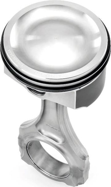 The LS9 is built with forged aluminum pistons; the LSA comes from the factory with hypereutectic aluminum pistons. (Photo courtesy General Motors)