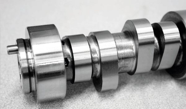 Selecting a camshaft with the lift, duration, and lobe-separation-angle specifications tailored to the supercharger or turbocharger kit can enhance the performance and drivability of the new power adder system. (See Chapter 9 for information on choosing the right camshaft.)