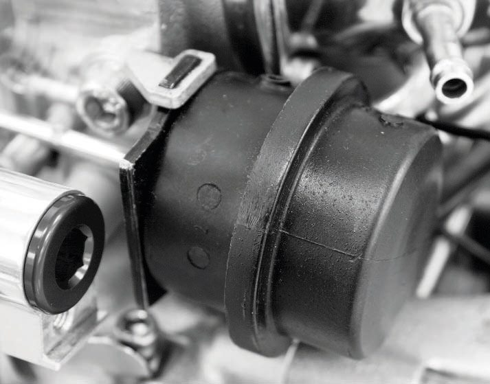 Most modern Eaton superchargers and twin-screw compressors have an integrated bypass valve, negating the need to insert a separate bypass valve in the intake system.