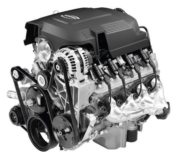 L94 Vortec 6.2-liter Gen IV. (Photo courtesy General Motors)