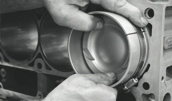 Because production LS engines have relatively high compression ratios, extreme care must be taken to avoid detonation with superchargers and turbo systems. Bolt-on kits can be tuned to minimize the risk, but lowercompression pistons should be used when building an engine for greater power and higher boost levels.