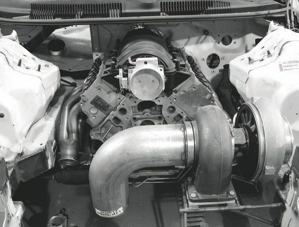 On a racing engine, a turbo can almost never be too large (rules permitting), but for street vehicles, there is a sweet spot between small and large that delivers effective, horsepower without lag. The minimum requirement for an engine is tied to its airflow at the maximum engine speed.