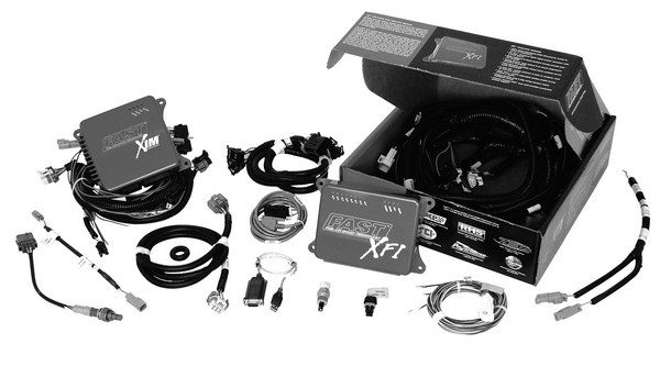 Options abound when it comes to feeding that freshly built LS stroker combo fuel and spark. Choices include running a stock PCM, using a stand-alone aftermarket EFI system, or even bolting on a carburetor. Stand-alone aftermarket systems represent the pinnacle of EFI tuning flexibility and power potential. (Photo courtesy of Comp Cams)