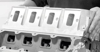 How to Build an LS Engine: Cylinder Heads, Camshafts and Induction
