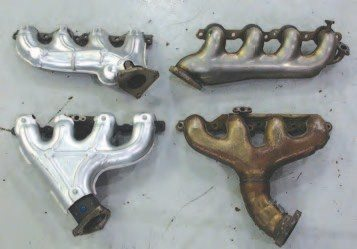 Exhaust Manifold Spreader for the SBF? - Ford Bronco Forum