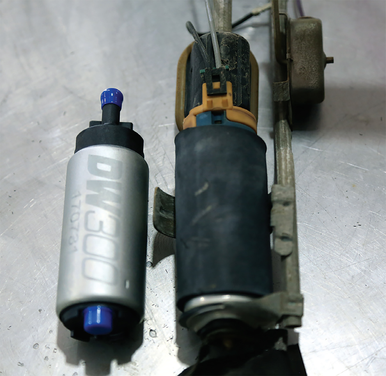 How to Install the Right Fuel Pump on an LT-Swap