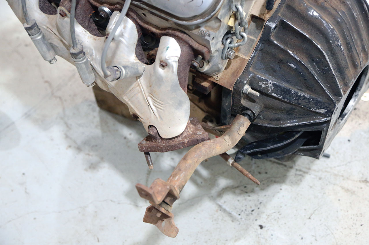 How to Install a T56 Transmission on a Chevelle